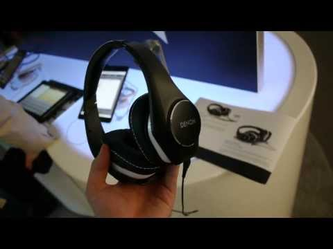 Denon Music Maniac AH-D340 Hands On