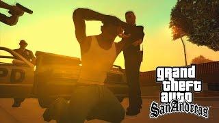 AO VIVO GTA SAN ANDREAS | PS4 (60FPS)