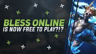 Bless Online Is Going Free To Play.. My Thoughts On The MMORPG Going F2P After Being A B2P MMO.
