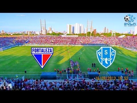 Fortaleza 3 x 1 Paysandu - brasileirão série C 2012 melhores momentos
