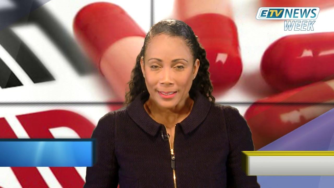 ETV news Week - edition du 1er décembre 2018