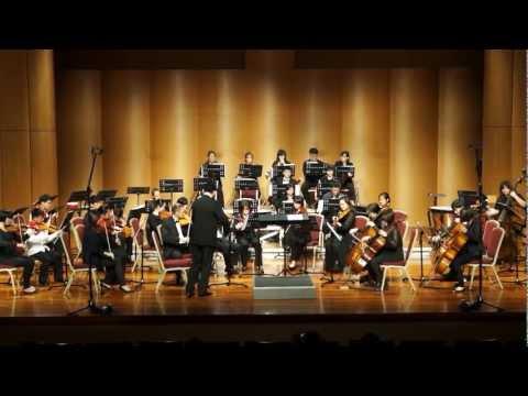 陽光台北青少年樂團 Sun Taipei Phil./cond. Aikuang Sun/Tchaikovsky violin concerto:Zenas Hsu
