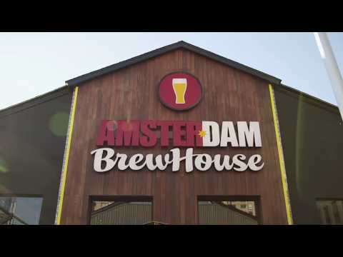 Employable Me Digital Exclusive: Amsterdam Brewery