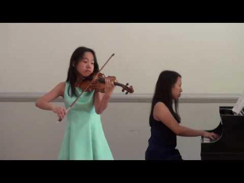 Mendelssohn Concerto in E Minor, Op.64, I. Allegro molto appassionato (1/2)