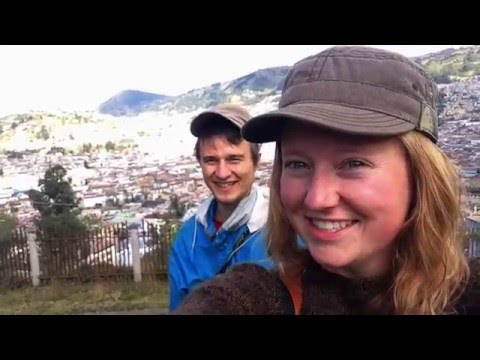 Traveling throughout Colombia and Ecuador 2015