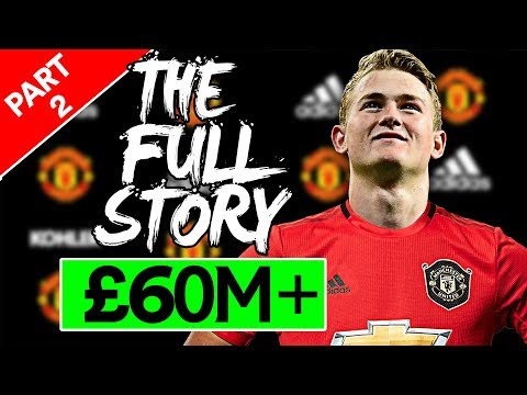 DE LIGT TO MAN UTD UPDATE | THE FULL STORY