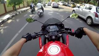 Suzuki Gixxer SF 2017 - First Long Ride and Detailed Review
