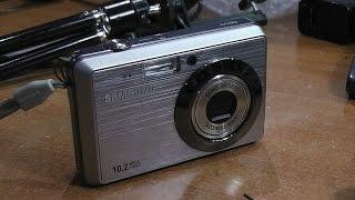 Не фокусируется. Настройка фокуса. Фотокамера Samsung ES55. РЕМОНТ(, 2015-09-22T13:00:02.000Z)