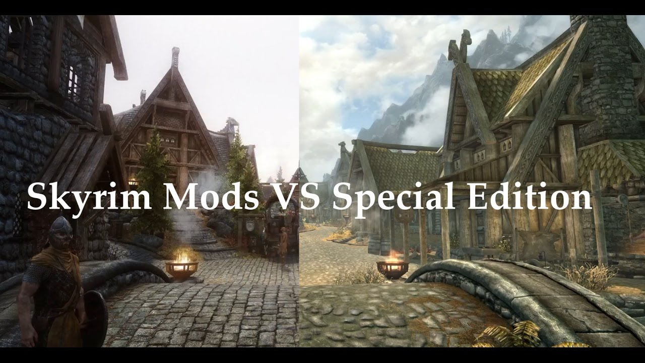Skyrim Special Edition - Nexus Mods Wiki