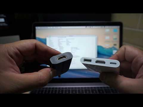 Phân Biệt Hàng Chính Hãng Apple Usb C Digital Av Multiport Adapter