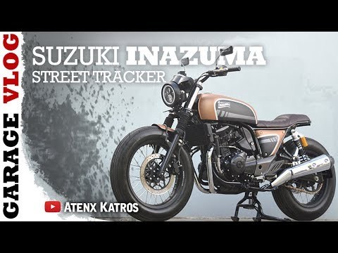 Inazuma Custom by Katros Garage [Garage Vlog]