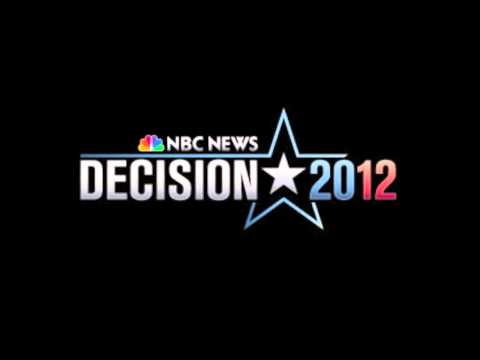 MSNBC & NBC News Decision 2012 theme song
