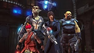 Shadowrun Chronicles: Boston Lockdown Review (Video Game Video Review)