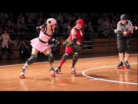Sydney Roller Derby League Highlights