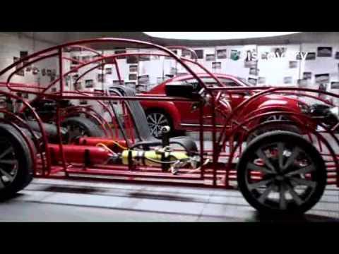 The Underwater Volkswagen Beetle Shark Cage