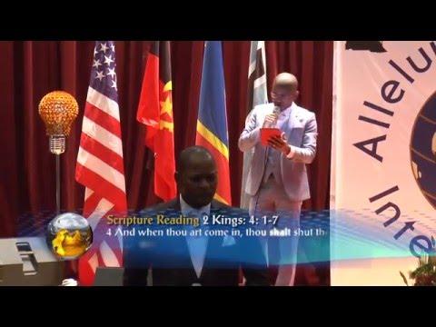 Alleluia Ministris Angola
