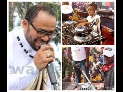 DJ Switch and Ramsey Noah to stage Nigeria Jollof vs Ghana Jollof competition on Fathers Day tomorro