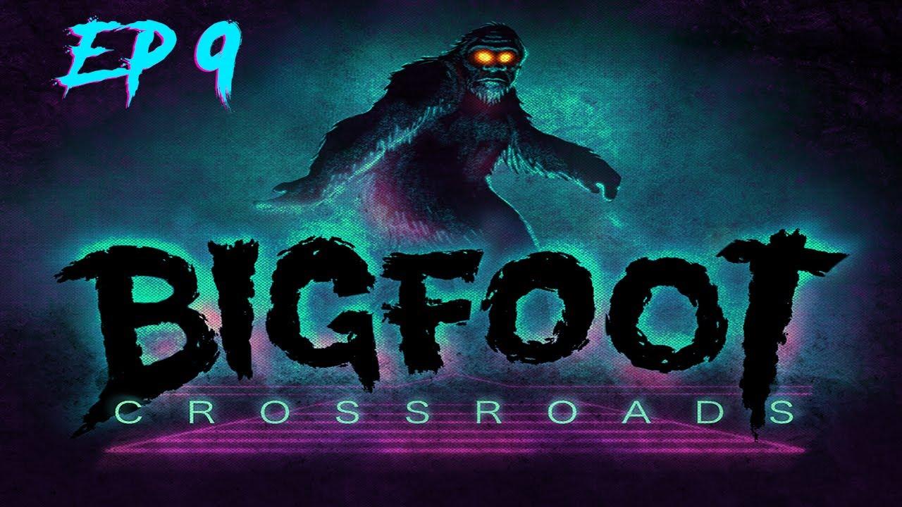 Download Bigfoot Screams At Pastor Outside Church - Bigfoot Crossroads Ep. 9
