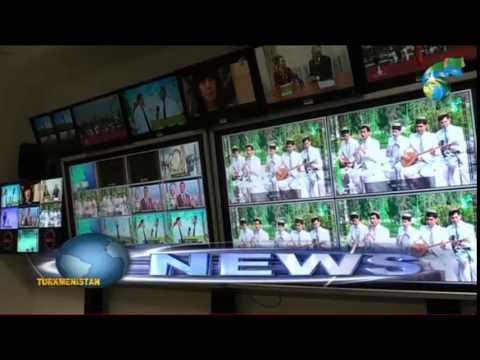 TURKMENISTAN TV - STARTUP