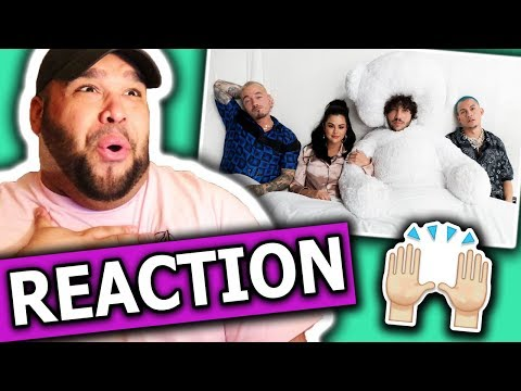 Selena Gomez J Balvin Benny Blanco Tainy - I Can&39;t Get Enough REACTION