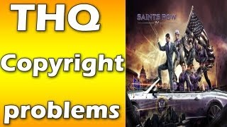 Update video: Saints row 4 THQ Copyright problems