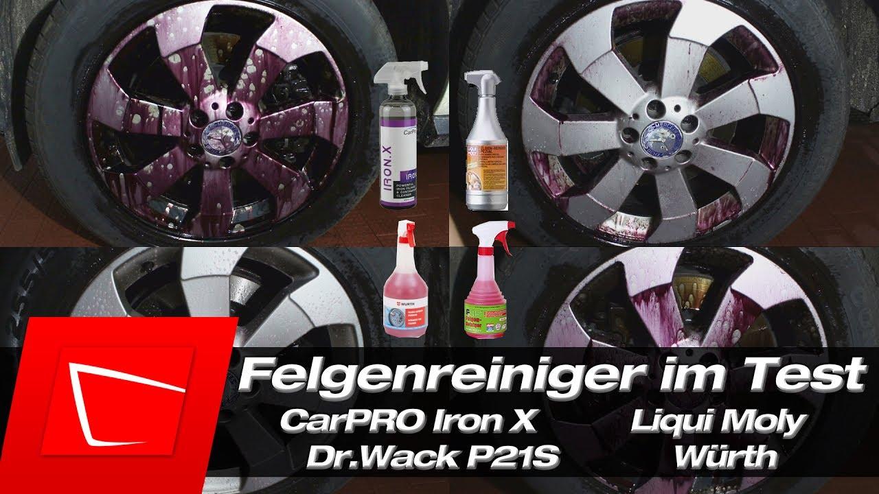 dr wack p21s carpro iron x liqui moly felgenreiniger. Black Bedroom Furniture Sets. Home Design Ideas