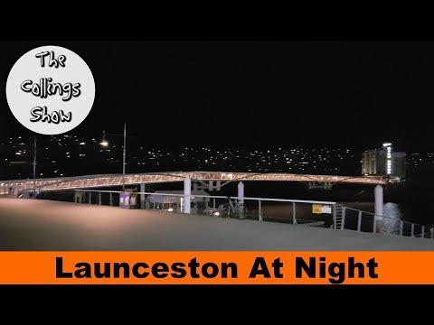 Launceston At Night