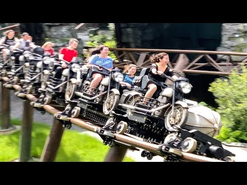 Maverick - Guests wait 8 to 10 hours for new Harry Potter ride at Universal Orlando