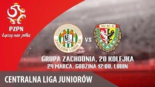 CLJ: Zagłębie Lubin - Śląsk Wrocław