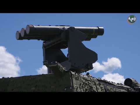 SAAB introduces vehicle based MSHORAD system RBS 70 NG DSEI 2017 defence exhibition  London UK