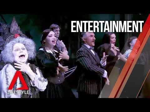 The Addams Family musical is coming to Singapore