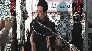 Allama Zamer Akhtar Naqvi  16 a moharam    Imam Bargah Aakhr ul zaman Joher 2016