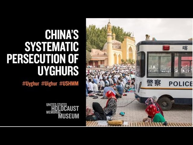 China's Systematic Persecution of Uyghur people