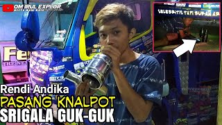 Download lagu Rendi Andika Pasang Knalpot Srigala Guk-Guk Wahyu Abadi, Seperti Apa Jadinya??