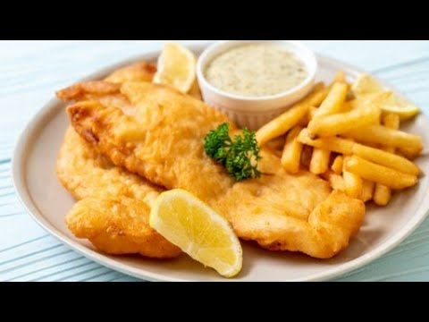 Fish Fried | Lahori Fried Fish | Restuarant Fried Fish by Cooking For Youngsters