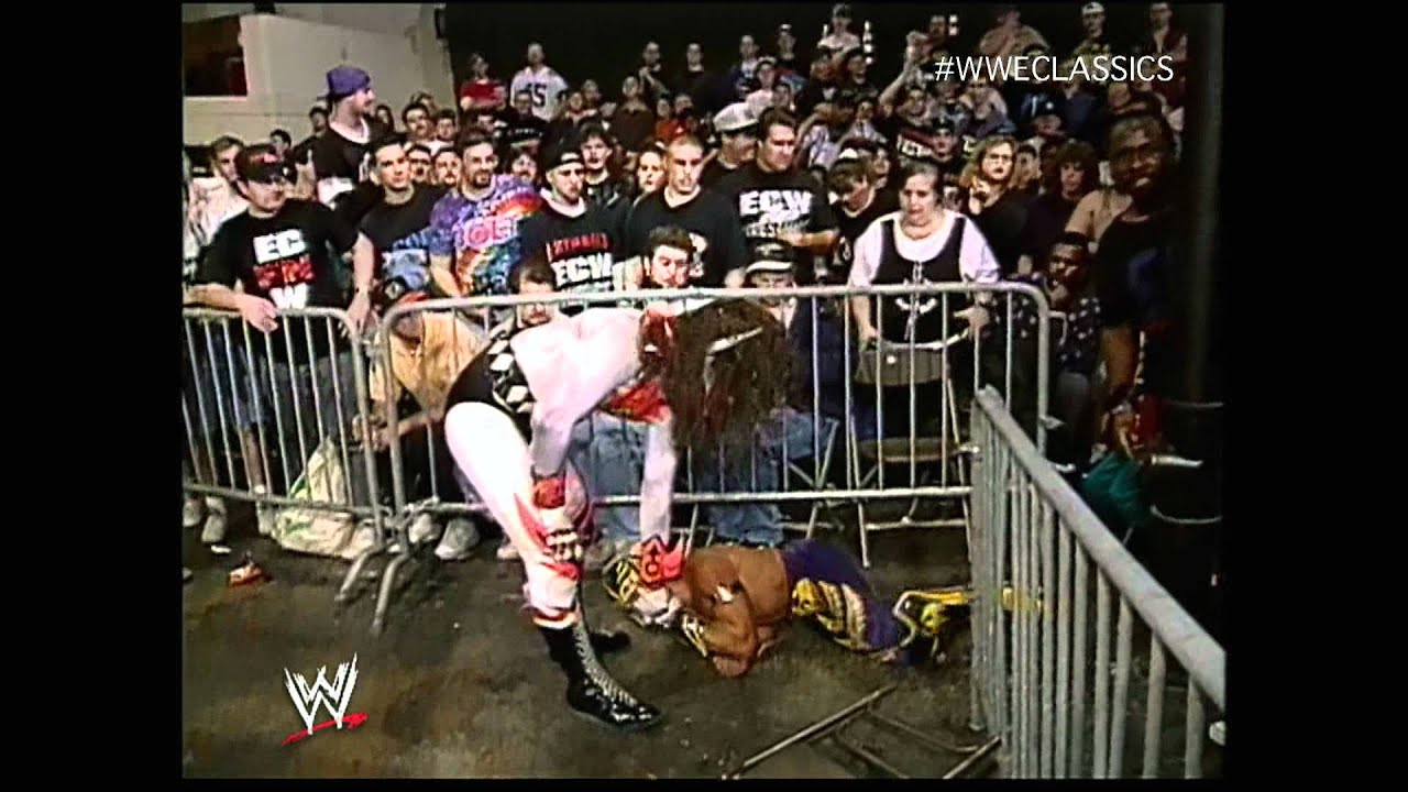 Psicosis ecw