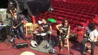 KISS - Plaster Caster - Acoustic Set - Arena Verona (Italy) - June 11th 2015