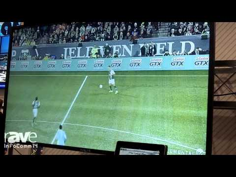 InfoComm 2014: BrightSign Shows Off Its Live HDTV for Sports Bars