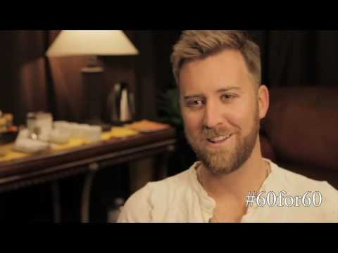 60 FOR 60- Charles Kelley Of Lady Antebellum On George Strait