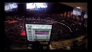 Monitor Engineer VLOG # 2 - Staples Center Los Angeles