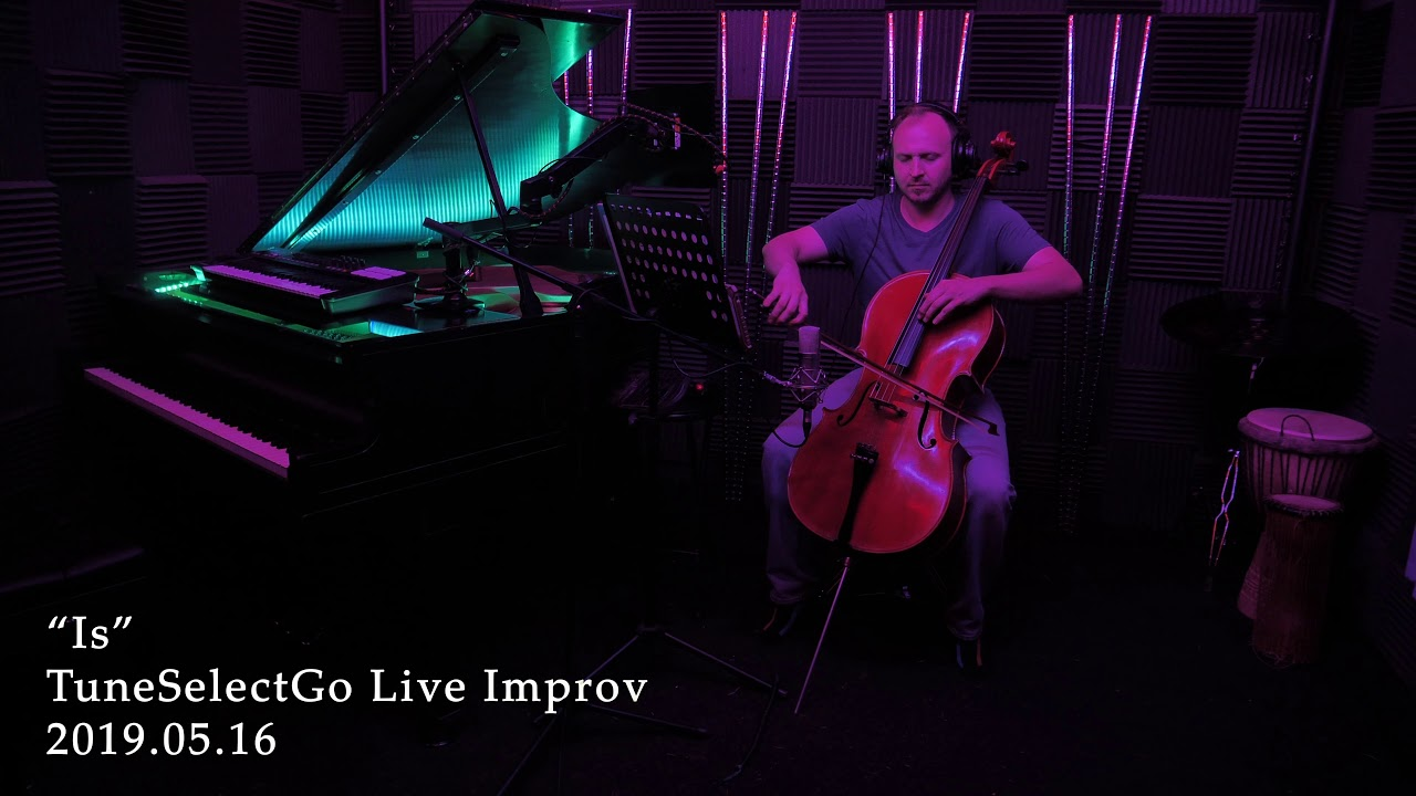 """""""Is"""" [Ambient Electro-Acoustic Cello Improv]"""