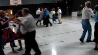 Square Dance in Grand Junction, Colorado with Tom Roper square dance caller VIDEO0322.3gp