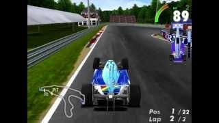 F1 World Grand Prix Spa-Francorchamps Race (Windows)