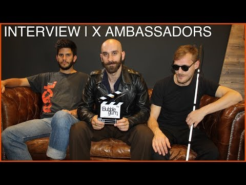 X Ambassadors Interview | Bubble Gum TV