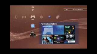 Playstation 3 firmware update version 3.0 HQ