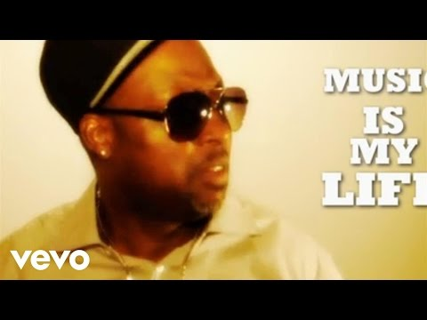 Todd Terry - Music Is My Life ft. Supa from Aly-Us