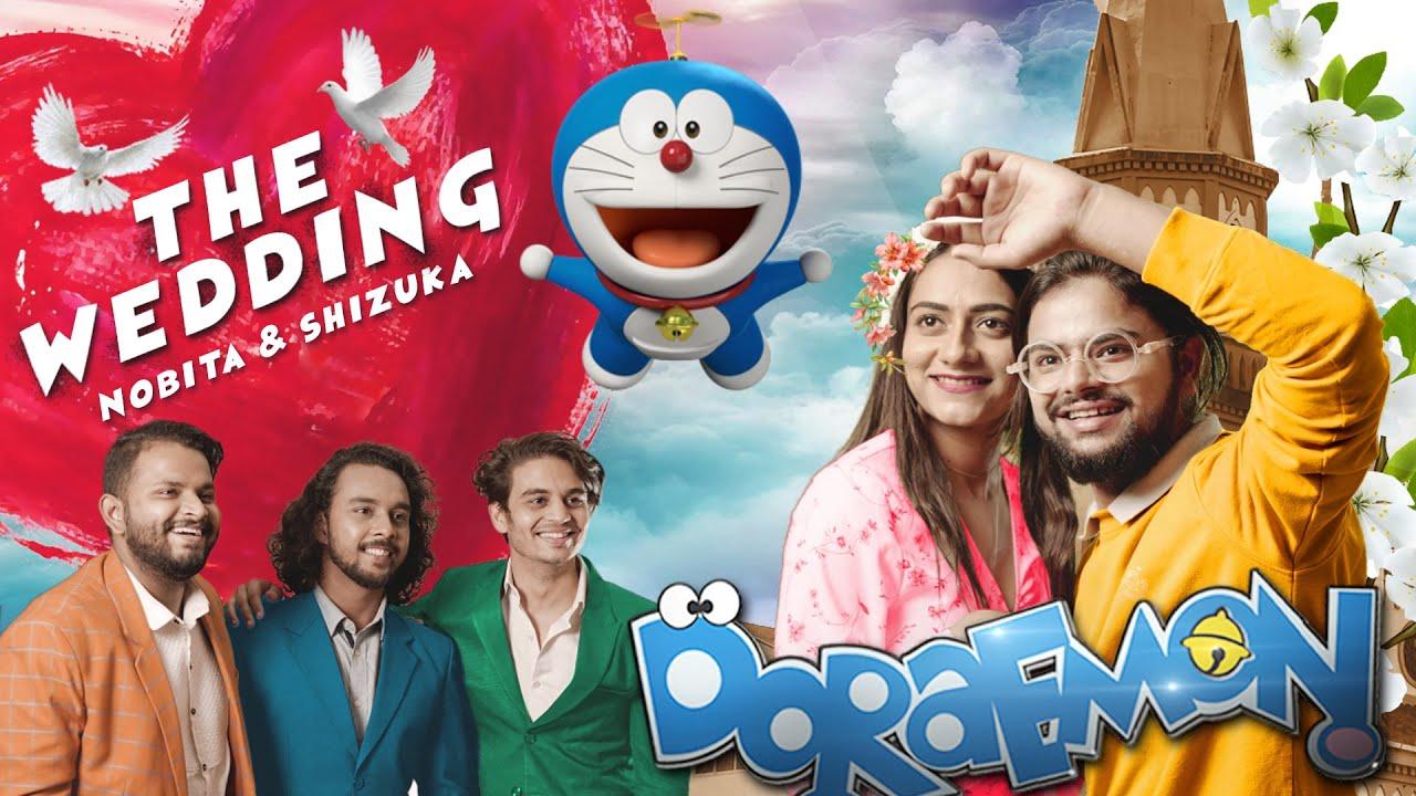 Download Doraemon Returns - The Wedding | Nobita & Shizuka | Sci-Fi VFX | Short Film | New Episode