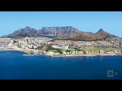 Cape Town - The Spectacular Mother City