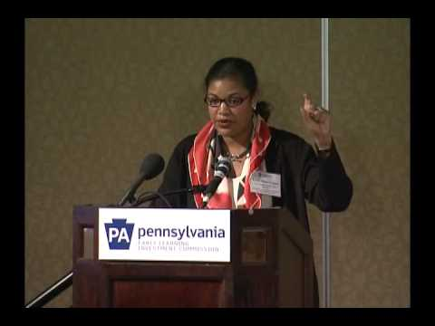 Seg 4 - Lydia Logan, Building Human Capital through Early Education