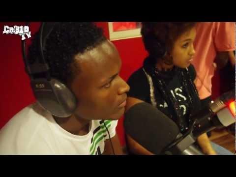 C.R.B.10 Tv (Episode 12) - NRJ Guyane avec Lady Lao